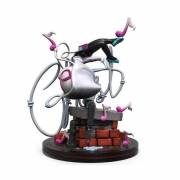 Q-fig Ghost Spider Marvel Spider Gwen