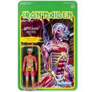 ReAction Iron Maiden Cyborg Eddie Somewhere in Time SUPER7