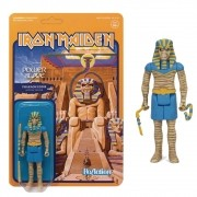 ReAction Iron Maiden Pharaoh Eddie Power Slave