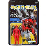 ReAction Iron Maiden The Beast Number of the Beast SUPER7