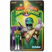 ReAction Mighty Morphin Power Rangers Green Ranger 1 SUPER7