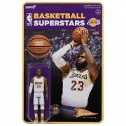ReAction NBA Lebron James Lakers Alternate Jersey SUPER7