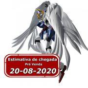 (RESERVA 10% DO VALOR)  Bandai GUNDAM UNIVERSE XXXG-00W0 WING GUNDAM ZERO(EW)
