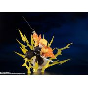 (RESERVA 10% DO VALOR) Demon Slayer: Agatsuma Zenitsu - Thunder Breathing Figuarts ZERO Kimetsu no Yaiba