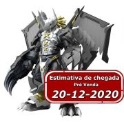 (RESERVA 10% DO VALOR)  Digimon Black Wargreymon Figure Rise Amplified