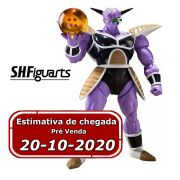 (RESERVA 10% DO VALOR) Dragon Ball Captain Ginyu S.H.Figuarts LOTE 2