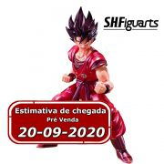 (RESERVA 10% DO VALOR) Dragon Ball Goku Kaioken S.H.Figuarts LOTE 2