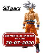 (RESERVA 10% DO VALOR) Dragon Ball Goku Ultra Instinct S.H.Figuarts