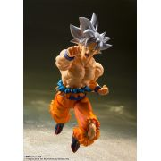 (RESERVA 10% DO VALOR) Dragon Ball Goku Ultra Instinct S.H.Figuarts lote 3 - 30/08