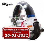 (RESERVA 10% DO VALOR)  Dragon Ball – S.H.Figuarts - Bulma's Motorbike – Hoipoi Capsule No.9 LOTE 2