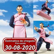(RESERVA 10% DO VALOR) Dragon Ball Tao Pai Pai S.H.Figuarts lote 2 - 30/08/2020