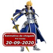 (RESERVA 10% DO VALOR)  FIGMA 476  FATE/GRAND ORDER ARTHUR PENDRAGON