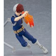 (RESERVA 10% DO VALOR)  FIGMA 476 SHOTO TODOROKI MY HERO ACADEMIA