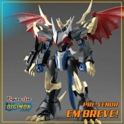 (RESERVA 10% DO VALOR) FIGURE RISE Digimon Imperialdramon Amplified Bandai
