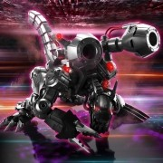 (RESERVA 10% DO VALOR) FIGURE RISE Digimon Machinedramon Amplified Bandai