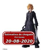(RESERVA 10% DO VALOR)  KINGDOM HEARTS III BRING ARTS ROXAS