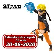 (RESERVA 10% DO VALOR) Naruto Shippuden Best Selection S.H.Figuarts