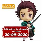 (RESERVA 10% DO VALOR)  NENDOROID 1193 TANJIRO KAMADO DEMON SLAYER KIMETSU NO YAIBA
