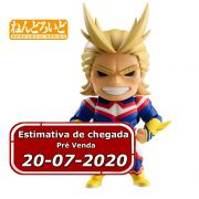 (RESERVA 10% DO VALOR)  NENDOROID 1234 ALL MIGHT MY HERO ACADEMIA