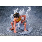 (RESERVA 10% DO VALOR) One Piece Monkey D. Luffy Extra Battle Paramount War Figuarts ZERO