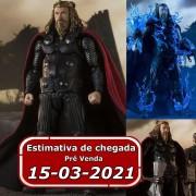 (RESERVA 10% DO VALOR) S.H Figuarts Avengers Endgame Thor Final Battle