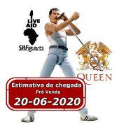 (RESERVA 10% DO VALOR)  S.H. Figuarts Freddie Mercury Queen Live AID
