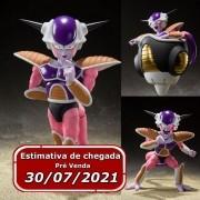 (RESERVA 10% DO VALOR) S.H Figuarts Freeza First Form & Freeza Pod Dragon Ball: Z