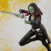 (RESERVA 10% DO VALOR) S.H Figuarts Gamora Infinity War Avengers