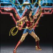 (RESERVA 10% DO VALOR) S.H Figuarts Wonder Woman 1984