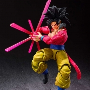 (RESERVA 10% DO VALOR) S.H Super Saiyan 4 Son Goku Dragon Ball