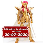 (RESERVA 10% DO VALOR) Saint Seiya Cloth Myth EX CAMUS DE AQUARIO OCE EX