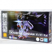 ROBOT SPIRITS Gundam Crossbone X1 X1 Evolution Bandai