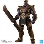 S.H Figuarts Avengers Endgame Thanos Final Battle