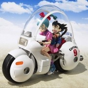 S.H Figuarts BIKE Bulma's Motorcycle Capsule Dragon Ball
