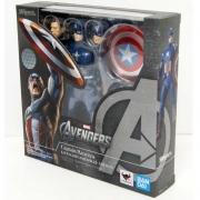 S.H Figuarts Captain America Assemble Edition