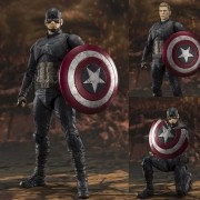 S.H Figuarts Captain America Avengers EndGame Final Battle