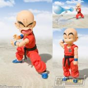 S.H.FIGUARTS DRAGON BALL KID KURIRIN
