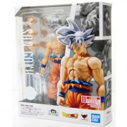 S.H FIGUARTS Dragon Ball Super Son Goku Ultra Instinct