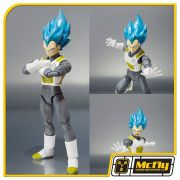 S.H.FIGUARTS DRAGON BALL VEGETA GOD