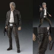 S.H FIGUARTS HAN SOLO FORCE AWAKENS