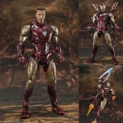 S.H Figuarts Iron Man Mark 85 Avengers EndGame Final Battle