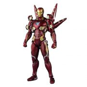 S.H.FIGUARTS IRON MAN MK50 NANO WEAPON SET 2 AVENGERS END GAME