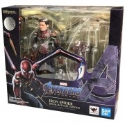 S.H Figuarts Iron Spider Avengers Endgame Final Battle