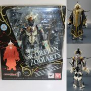 S.H.FIGUARTS MASKED RIDER SCORPION ZODIARTS