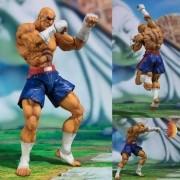S.H Figuarts Sagat Street Fighter V Tamashii