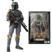S.H. FIGUARTS STAR WARS BOBA FETT RETURN OF THE JEDI