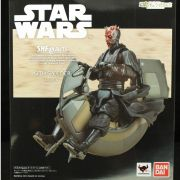 S.H.FIGUARTS STAR WARS SITH SPEEDER DARTH MAUL