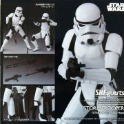 S.H.FIGUARTS STAR WARS STORMTROOPER NEW HOPE