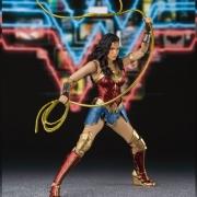 S.H Figuarts Wonder Woman WW84 1984 MULHER MARAVILHA