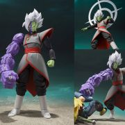 S.H.FIGUARTS ZAMASU POTORA DRAGON BALL SUPER